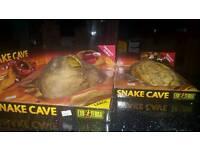 Exo terra snake caves