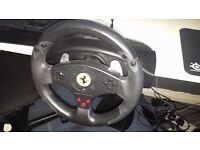 Thrustmaster Ferrari GT experience Racing Wheel PS3/PC