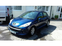 Peugeot 207 1.6 hdi Disiel * 12 months road tax £30 *
