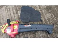 Leaf blower/ vacuum Electric mains