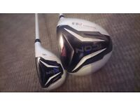 Superb MD golf Seve icon driver and hybrid package