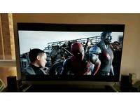 LG 55 inch 3d HD 1080p LED TV