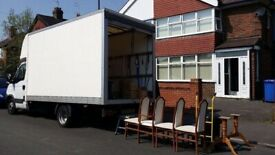 Cheap Man With Van Hire Moving Company Delivery Full House Movers Nationwide Removals