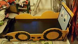 Toddler Bed JCB
