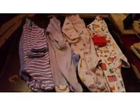 New born to 3 months clothes