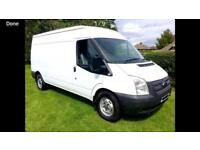 """""""2011"""" FORD TRANSIT 2.4 TDCI T350 LWB H/R RWD / EXCELLENT CONDITION / REALLY RUNS GREAT"""