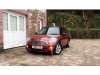 Mini Cooper Cclubman 1.6 td duesel * £20 tax year *2 previous owner * long mot *