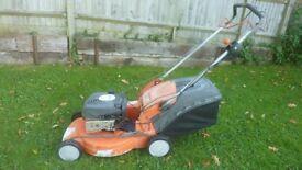 Husqvarna large 21' cut petrol mower cost over £500