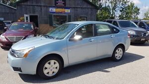 2008 Ford Focus SE, Automatic, A/C, CERTIFIED