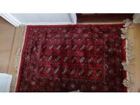 x2Tabrez rugs with some house and kitchen stuff for extra