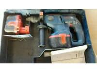 Bosch 24v sds plus drill
