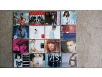 CD Bundle x77 Pop Madonna ect