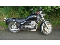 Moto guzzi California jackal 1100cc twin
