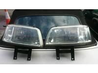 Vw transporter pair headlights