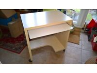 Household computer trolley or desk in good condition. buyer to collect.