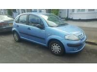 CITROEN C3 1.4 EXCELLENT CONDITION NEW 1 YR MOT!!! STARTS AND DRIVES LIKE NEW CLEAN CAR LOW MILES