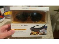 SunnyCam HD Video Recording Eyewear