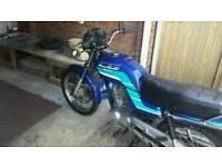 Honda cg 125 1994