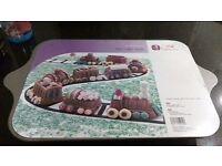 Lakeland cake train baking tray
