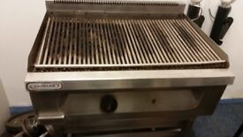 Kayalar commercial electric BBQ grill