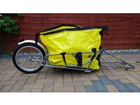 BoB YAK Bike Trailer, good condition