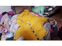 Baby large bundle of clothing over 100 items