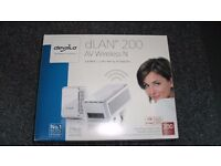 DEVOLO D LAN 200 WIRELESS