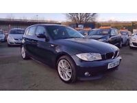 BMW 118D SE 6 SPEED 5 DOOR 2006 / FULL SERVICE HISTORY / HPI CLEAR / 2 KEYS / EXCELLENT CONDITION