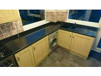 Kitchen units - worktops and all units