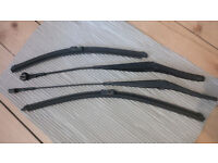Vauxhall Astra H (mark 5) front wiper arms & blades - front pair