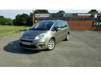 2012 Citroen c4 grand picasso 7 seater PCO REGISTERED UBER XL READY