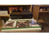Xbox one and 19 inch monitor