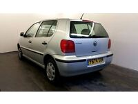 2001   Volkswagen Polo 1.0 E 5dr   2 Former Keepers   1 Year MOT   Very Cheap to run !!!!