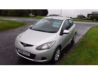 MAZDA 2 1.3 TS2 2008,Alloys,Air Con,1 Previous Owner,Full Service History,Only41,000mls Very Tidy