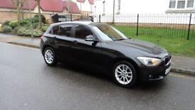 BMW 1 Series 1.6 116d EfficientDynamics Sports Hatch 5dr (start/stop) 2013(13) £6450