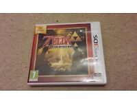 EXCELLENT Legend of Zelda A Link Between Worlds 3DS Game RRP £40 Boxed Good Condition £20 NO OFFERS