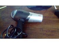 Niki Clarke hair dryer