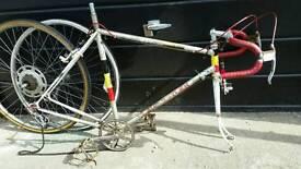 1960's Claud Butler Bicycle Requiring Restoration