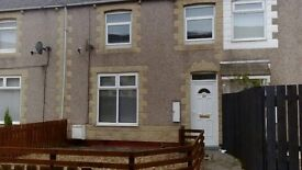To Let Large 3 Bedroom House in Ashington Northumberland