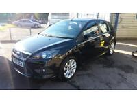 Ford Focus zetec 10 plate full service history