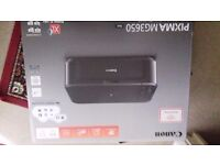 Like to sell a Brand new canon scanner nd a brnd new caanon printer all in one