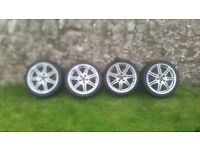 Honda civic type r alloys