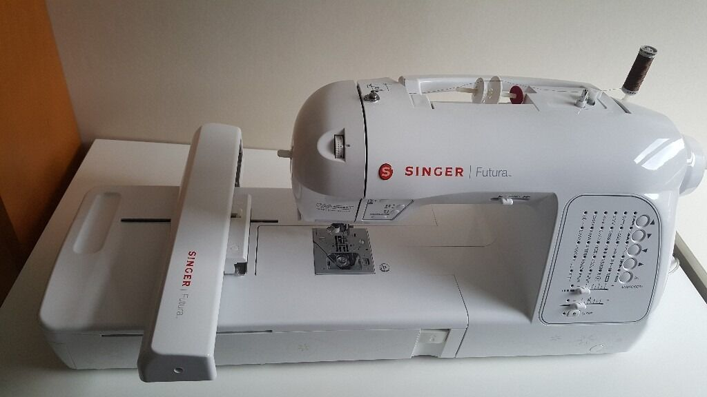 Singer Futura Xl 420 Sewing And Embroidery Machine With