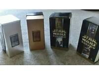 Star Wars VHS Boxset Collection! £25.00!