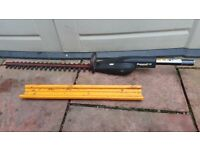hedge trimmer attachment in good condition fully working can deliver or post!