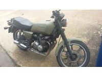 Kawasaki 550cc *full m.o.t*
