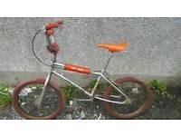 1980s bmx £50
