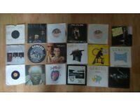 """18 x 7"""" genesis peter gabriel phil collins singles"""