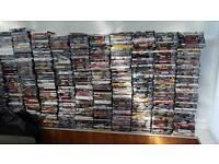 Mega amount of dvd's for sale