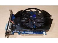 Geforce Gtx 650 OC 2 Gb DDR5 for sale